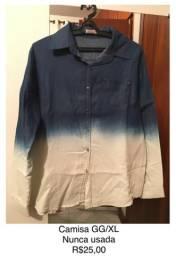 5a8f120f17 Camisas e camisetas - Piracicaba