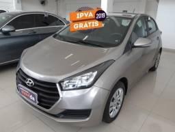 Hyundai Hb20 Comfort Plus 1.6 #Ganhe Ipva 2019 - 2018