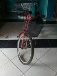 Bicicleta estado semi novo