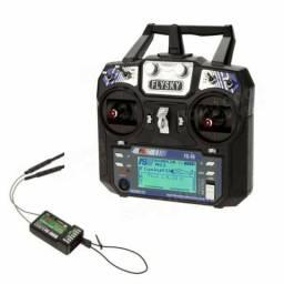Rádio flysly fs i6