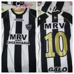Camisa Atletico Mineiro - Galo - 2006 2710c72d7699e