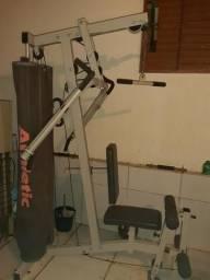 Estação de treino x celulares