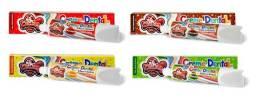 Creme Dental Gel Pasta De Dentes P/ Cães E Gatos Todas Raças
