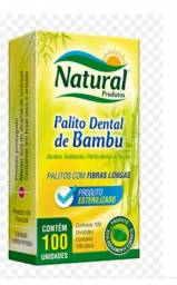 Palito Dental de Bambu