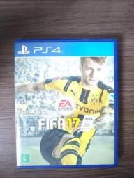 Jogo FIFA17 PS4