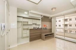 Apartamento com 2 dormitórios para alugar, 50 m² por R$ 1.600,00/mês - Humaitá - Porto Ale