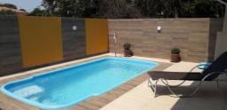 Casa com piscina para temporada Itapoá/Barra do saí