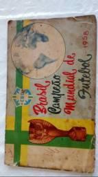 Álbum seleção brasileira de 1958
