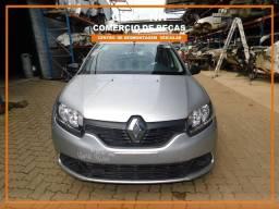 Sucata Renault Logan 1.0 82cv Flex 2018 (Somente Peças)