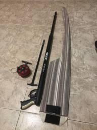 Arpão pneumatico seac shot 115