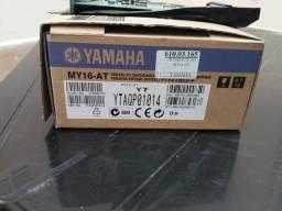 Placa de expansao yamaha my16-at nunca usada