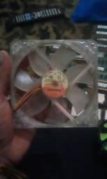 Memórias, coolers e processadores