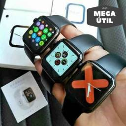 PROMOÇÃO: Relógio SmartWatch IWO 8 Lite Series 5 - (Android/iOS)