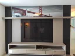Painel em MDF para sala de TV