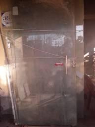Vidraça de frente loja  para vender