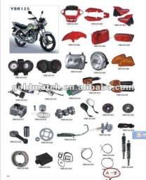 Vendo peças para motocicletas
