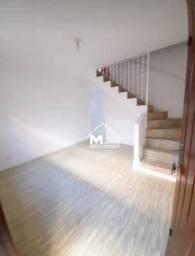 Casa com 2 dormitórios para alugar por R$ 1.100/mês - Vila João Ramalho - Santo André/SP