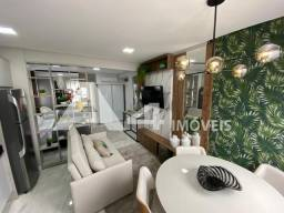 Apartamento de 1 Dormitório com box ( Mobiliado e Decorado 48x para pagar!! )