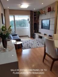 Apartamento no Cond. Postiglione com 3 dormitórios à venda, 79 m² por R$ 530.000 - Baeta N
