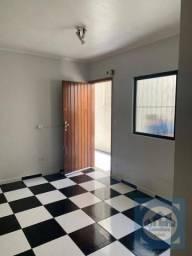Casa com 2 dormitórios para alugar, 90 m² por R$ 1.700/mês - Campo Grande - Santos/SP