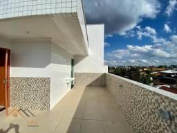 Cobertura com 3 quartos com suíte à venda, 95 m² por R$ 315.000 - Rio Branco - Belo Horizo