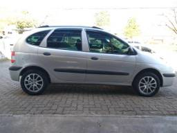 RENAULT SCÉNIC 1.6 AUTHENTIQUE 16V FLEX 4P MANUAL