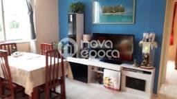 Apartamento à venda com 1 dormitórios em Cascadura, Rio de janeiro cod:ME1AP48428