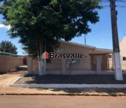 Casa à venda em Santa cruz, Cascavel cod:CA0011_BRASV
