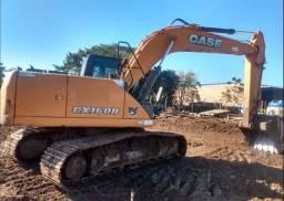 Escavadeira Hidraulica Cx160b