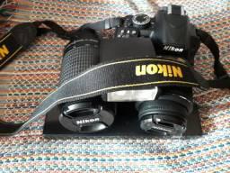 Vendo câmera fotográfica Nikon
