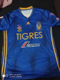 Camiseta do time TIGRES MÉXICO