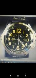 Relógio Hamilton edição limitada Harrison Ford eta completol