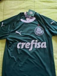 Camisa Palmeiras Puma 2019 P