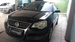 Vw polo Sedan 1.6 2010 completo +Gnv
