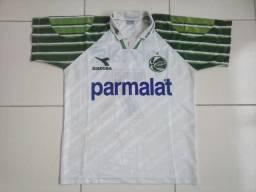 Camisa Juventude Diadora # 7 Parmalat 1997/1998