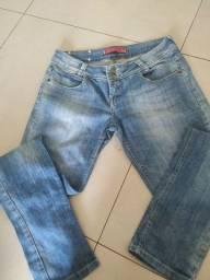 Calca jeans semi nova