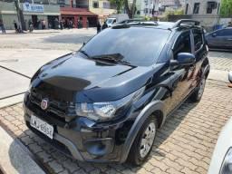 Fiat Mobi Way única dona 35.000 kms originais