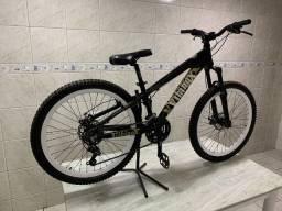 Bike Freeride aro 26, quadro 13,5