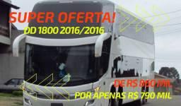 Ônibus Marcopolo Paradiso DD 1800 G7 2016/2016 scania k440