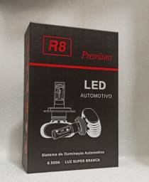 Lâmpada LED # # R8 # automotivo