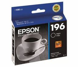 Cartucho Epson 196 Black