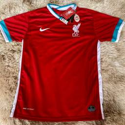 Camisa Liverpool 2020/21