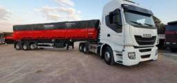 Caminhão Iveco Hiway 480