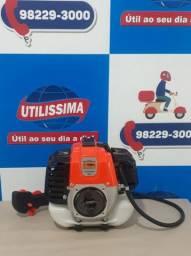 Roçadeira GR-520 xp movida a gasolina motor 2 Tempos Terra-entrega grátis