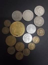 17 moedas raras do Brasil