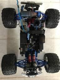 Traxxas Revo 3.3 (motor zero) + Nitro 4tec nunca usado