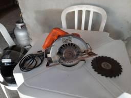 Serra eletrica black decker