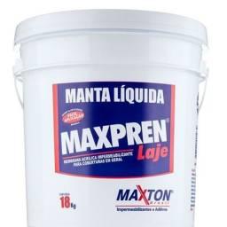 Manta Liquida Maxprem Laje impermeabilizante 18Kgs