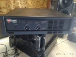 Amplificador HotSound HS2.0SX Seminovo