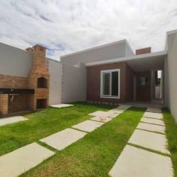 Casa plana em Pedras 152.000,00, documentação inclusa(3 Quartos)